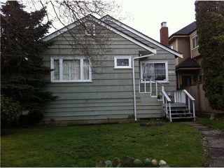 Photo 1: 6056 VICTORIA Drive in Vancouver: Killarney VE House for sale (Vancouver East)  : MLS®# V879326