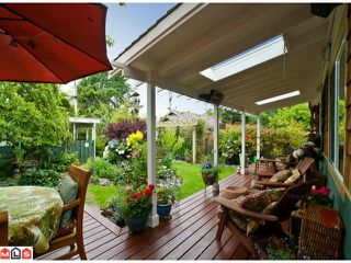Photo 18: 2847 GORDON Avenue in Surrey: Crescent Bch Ocean Pk. House for sale (South Surrey White Rock)  : MLS®# F1116073