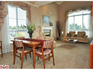 "Photo 3: 419 13880 70TH Avenue in Surrey: East Newton Condo for sale in ""Chelsea Gardens"" : MLS®# F1125041"