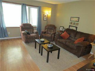 Photo 2: 314 Houde Drive in WINNIPEG: Fort Garry / Whyte Ridge / St Norbert Residential for sale (South Winnipeg)  : MLS®# 1323241