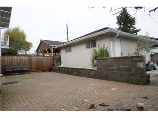 Photo 18: 4265 MACDONALD Avenue in Burnaby: Burnaby Hospital House for sale (Burnaby South)  : MLS®# V1035424