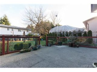Photo 20: 4377 Columbia Dr in VICTORIA: SE Gordon Head House for sale (Saanich East)  : MLS®# 659753