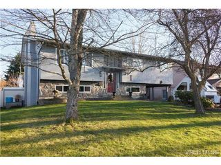 Photo 1: 4377 Columbia Dr in VICTORIA: SE Gordon Head House for sale (Saanich East)  : MLS®# 659753
