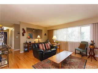 Photo 2: 4377 Columbia Drive in VICTORIA: SE Gordon Head Single Family Detached for sale (Saanich East)  : MLS®# 332121