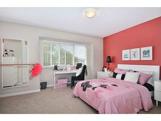 "Photo 13: 18 1268 RIVERSIDE Drive in Port Coquitlam: Riverwood Townhouse for sale in ""SOMERSTON LANE"" : MLS®# V1045119"