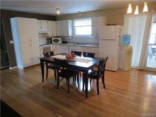 Photo 2: 596 AUBIN Drive in STADOLPHE: Glenlea / Ste. Agathe / St. Adolphe / Grande Pointe / Ile des Chenes / Vermette / Niverville Residential for sale (Winnipeg area)  : MLS®# 1404401