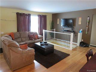 Photo 5: 596 AUBIN Drive in STADOLPHE: Glenlea / Ste. Agathe / St. Adolphe / Grande Pointe / Ile des Chenes / Vermette / Niverville Residential for sale (Winnipeg area)  : MLS®# 1404401