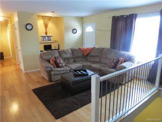 Photo 4: 596 AUBIN Drive in STADOLPHE: Glenlea / Ste. Agathe / St. Adolphe / Grande Pointe / Ile des Chenes / Vermette / Niverville Residential for sale (Winnipeg area)  : MLS®# 1404401