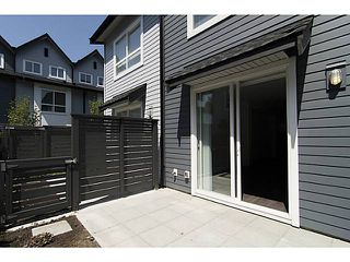 """Photo 17: 30 6868 BURLINGTON Avenue in Burnaby: Metrotown Townhouse for sale in """"METRO"""" (Burnaby South)  : MLS®# V1068449"""