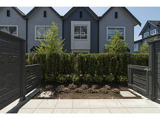"""Photo 18: 30 6868 BURLINGTON Avenue in Burnaby: Metrotown Townhouse for sale in """"METRO"""" (Burnaby South)  : MLS®# V1068449"""
