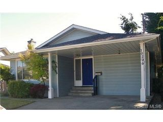 Photo 1: 10296 Gabriola Place in SIDNEY: Si Sidney North-East Single Family Detached for sale (Sidney)  : MLS®# 346422