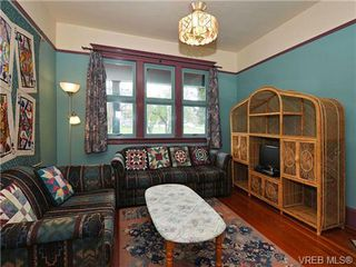Photo 2: 1657 Fell St in VICTORIA: Vi Jubilee House for sale (Victoria)  : MLS®# 697108