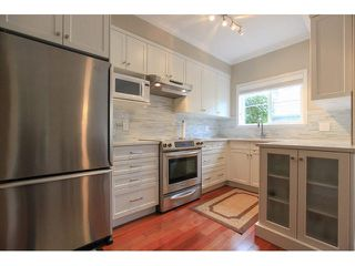 """Photo 5: 105 1630 154 Street in Surrey: King George Corridor Condo for sale in """"CARLTON COURT"""" (South Surrey White Rock)  : MLS®# F1438775"""