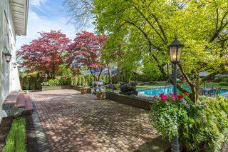 """Photo 36: 1375 W KING EDWARD Avenue in Vancouver: Shaughnessy House for sale in """"1ST SHAUGHNESSY"""" (Vancouver West)  : MLS®# V1119114"""
