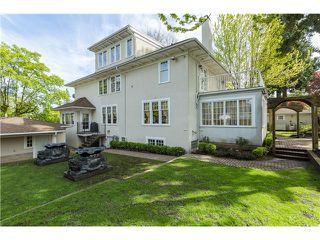 """Photo 32: 1375 W KING EDWARD Avenue in Vancouver: Shaughnessy House for sale in """"1ST SHAUGHNESSY"""" (Vancouver West)  : MLS®# V1119114"""