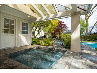 """Photo 6: 1375 W KING EDWARD Avenue in Vancouver: Shaughnessy House for sale in """"1ST SHAUGHNESSY"""" (Vancouver West)  : MLS®# V1119114"""