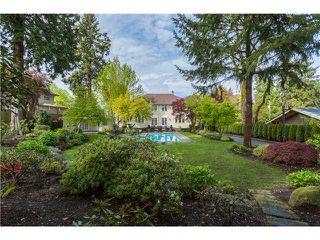 """Photo 7: 1375 W KING EDWARD Avenue in Vancouver: Shaughnessy House for sale in """"1ST SHAUGHNESSY"""" (Vancouver West)  : MLS®# V1119114"""