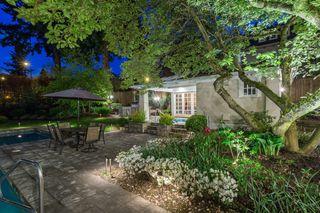 """Photo 43: 1375 W KING EDWARD Avenue in Vancouver: Shaughnessy House for sale in """"1ST SHAUGHNESSY"""" (Vancouver West)  : MLS®# V1119114"""