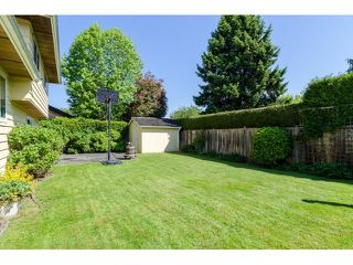 "Photo 20: 11340 KINGFISHER Drive in Richmond: Westwind House for sale in ""WESTWIND"" : MLS®# V1123588"