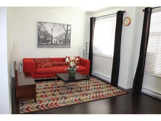 """Photo 2: 37 14462 61A Avenue in Surrey: Sullivan Station Townhouse for sale in """"RAVINA"""" : MLS®# F1444096"""