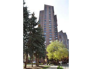 Photo 1: 301D 500 EAU CLAIRE Avenue SW in Calgary: Eau Claire Condo for sale : MLS®# C4043747