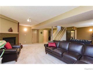 Photo 18: 32 Eastmount Drive in Winnipeg: St Vital Residential for sale (South East Winnipeg)  : MLS®# 1615509