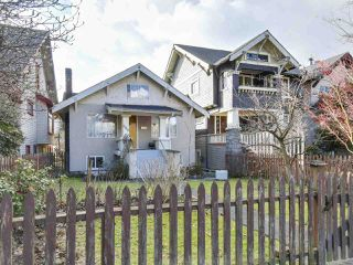 "Main Photo: 3640 W 2ND Avenue in Vancouver: Kitsilano House for sale in ""KITS"" (Vancouver West)  : MLS®# R2141257"