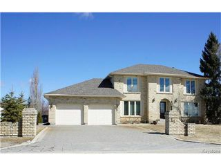 Photo 1: 14 CLAYMORE Place in East St Paul: Glengarry Park Residential for sale (3P)  : MLS®# 1705566