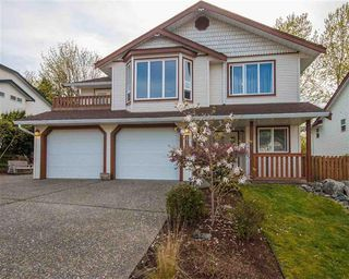 """Photo 1: 3737 LATIMER Street in Abbotsford: Abbotsford East House for sale in """"Bateman"""" : MLS®# R2154114"""