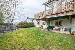 """Photo 19: 3737 LATIMER Street in Abbotsford: Abbotsford East House for sale in """"Bateman"""" : MLS®# R2154114"""