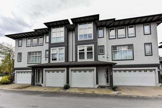 "Photo 1: 59 18777 68A Avenue in Surrey: Clayton Townhouse for sale in ""Compass"" (Cloverdale)  : MLS®# R2156766"