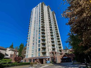 Photo 1: 1702 7077 BERESFORD Street in Burnaby: Highgate Condo for sale (Burnaby South)  : MLS®# R2161434