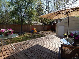 Photo 17: 483 Waverley Street in Winnipeg: River Heights Residential for sale (1C)  : MLS®# 1711108