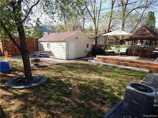 Photo 18: 483 Waverley Street in Winnipeg: River Heights Residential for sale (1C)  : MLS®# 1711108
