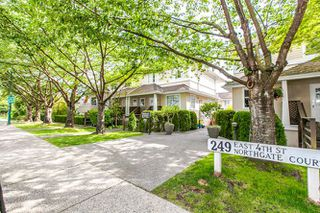 Photo 1: 8 249 E 4th Street in North Vancouver: Lower Lonsdale Townhouse for sale : MLS®# R2117542
