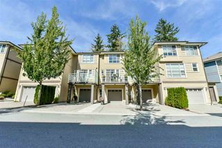"Photo 1: 55 15405 31 Avenue in Surrey: Grandview Surrey Townhouse for sale in ""Nuvo 2"" (South Surrey White Rock)  : MLS®# R2204415"