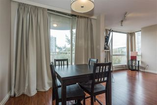 "Photo 4: 1105 9603 MANCHESTER Drive in Burnaby: Cariboo Condo for sale in ""STRATHMORE TOWERS"" (Burnaby North)  : MLS®# R2228642"