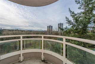 "Photo 6: 1105 9603 MANCHESTER Drive in Burnaby: Cariboo Condo for sale in ""STRATHMORE TOWERS"" (Burnaby North)  : MLS®# R2228642"