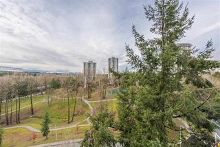 "Photo 7: 1105 9603 MANCHESTER Drive in Burnaby: Cariboo Condo for sale in ""STRATHMORE TOWERS"" (Burnaby North)  : MLS®# R2228642"