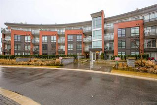 "Photo 1: 108 20 E ROYAL Avenue in New Westminster: Fraserview NW Condo for sale in ""THE LOOKOUT"" : MLS®# R2237178"