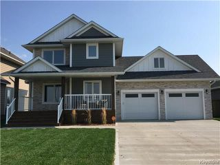 Photo 1: 53 Wyndham Court in Niverville: Fifth Avenue Estates Residential for sale (R07)  : MLS®# 1803760