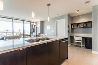 "Photo 5: 708 7325 ARCOLA Street in Burnaby: Highgate Condo for sale in ""ESPRIT 2"" (Burnaby South)  : MLS®# R2244554"