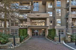 "Main Photo: 418 9339 UNIVERSITY Crescent in Burnaby: Simon Fraser Univer. Condo for sale in ""HARMONY AT THE HIGHLANDS"" (Burnaby North)  : MLS®# R2248670"
