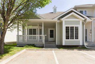 Main Photo: 9 1780 GLASTONBURY Boulevard in Edmonton: Zone 58 Townhouse for sale : MLS®# E4104855