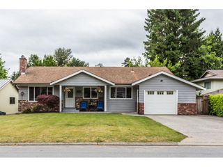 "Photo 1: 3633 BURNSIDE Drive in Abbotsford: Abbotsford East House for sale in ""SANDY HILL"" : MLS®# R2274309"