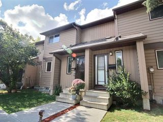 Main Photo: 152 10633 31 Avenue in Edmonton: Zone 16 Townhouse for sale : MLS®# E4126501