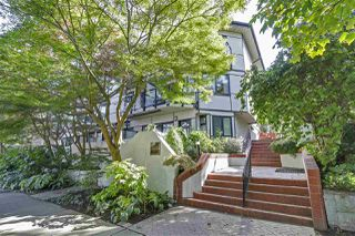 "Main Photo: 1284 W 7TH Avenue in Vancouver: Fairview VW Townhouse for sale in ""Seventh Heather"" (Vancouver West)  : MLS®# R2308178"