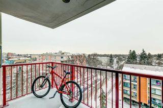 Photo 15: 706 11007 83 Avenue NW in Edmonton: Zone 15 Condo for sale : MLS®# E4140820