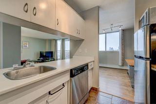 Photo 12: 706 11007 83 Avenue NW in Edmonton: Zone 15 Condo for sale : MLS®# E4140820