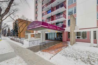 Main Photo: 706 11007 83 Avenue NW in Edmonton: Zone 15 Condo for sale : MLS®# E4140820
